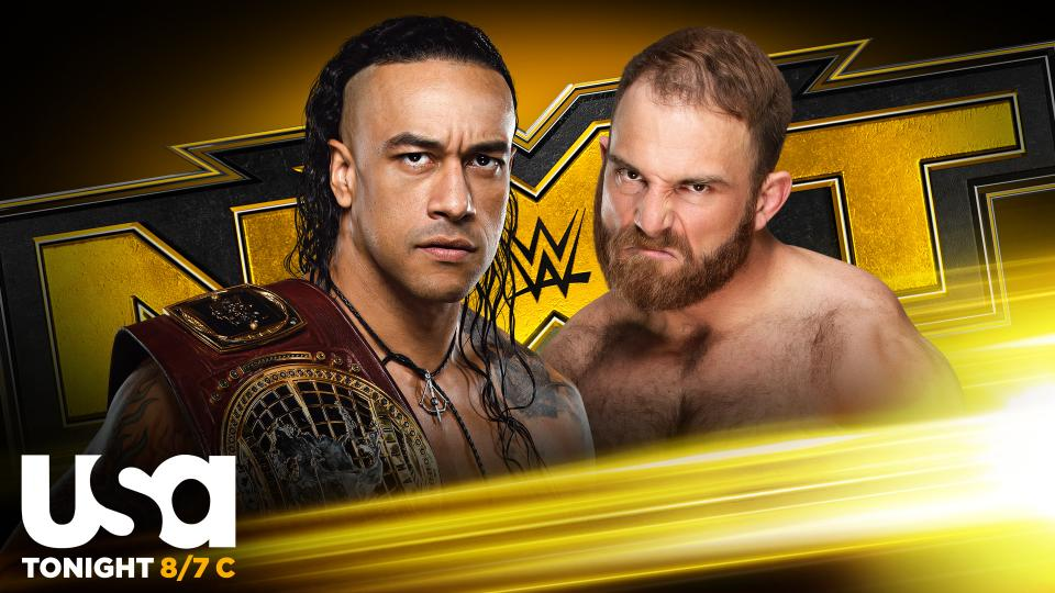 NXT: Priest and Thatcher strike gold over North American Title