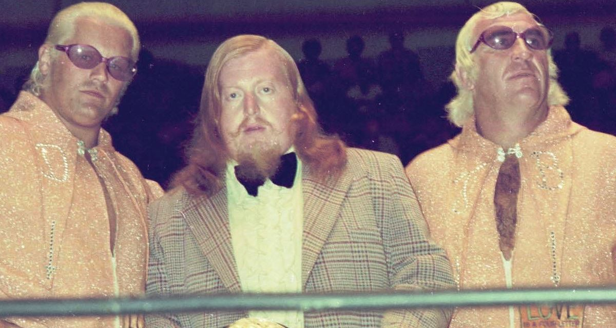 Hollywood Blond, Alabama Chain Gang, tag specialist Jerry Brown dies