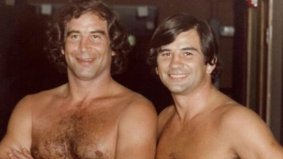Friends remember Brisco both in and outside the ring