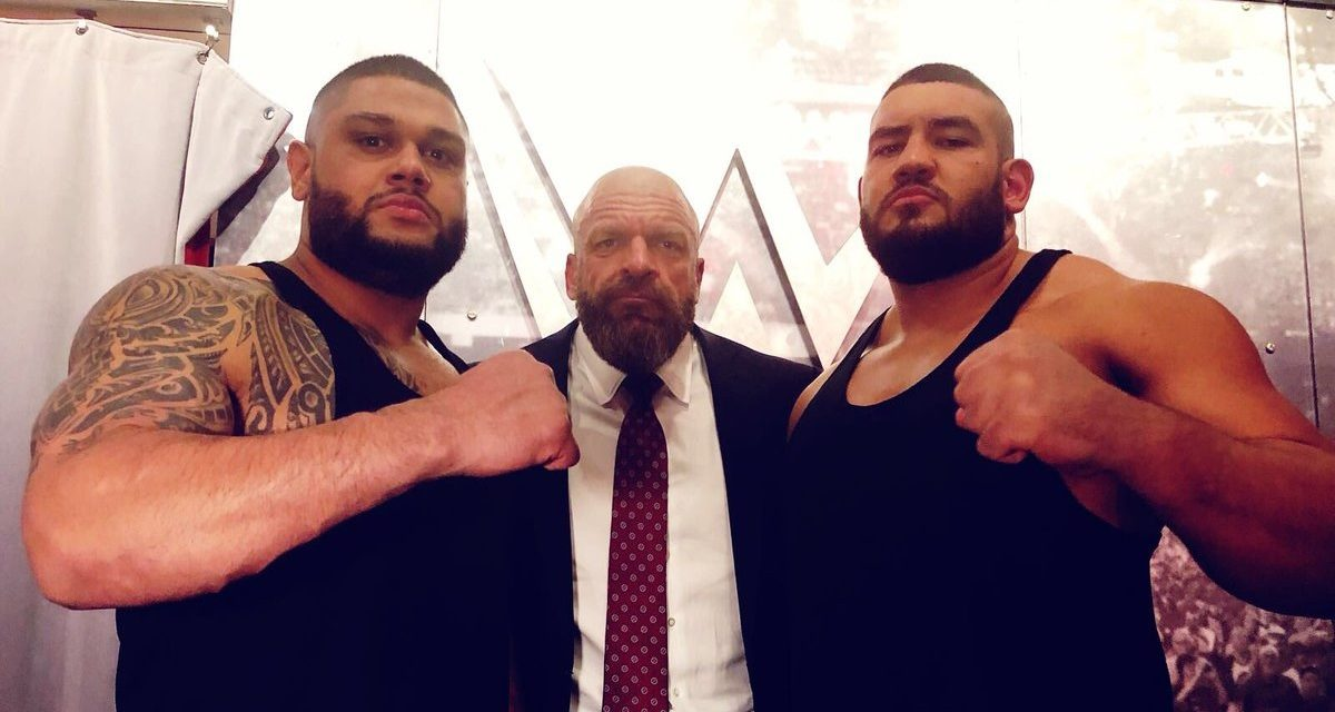 WWE closes the book on Authors of Pain – Akam and Rezar released