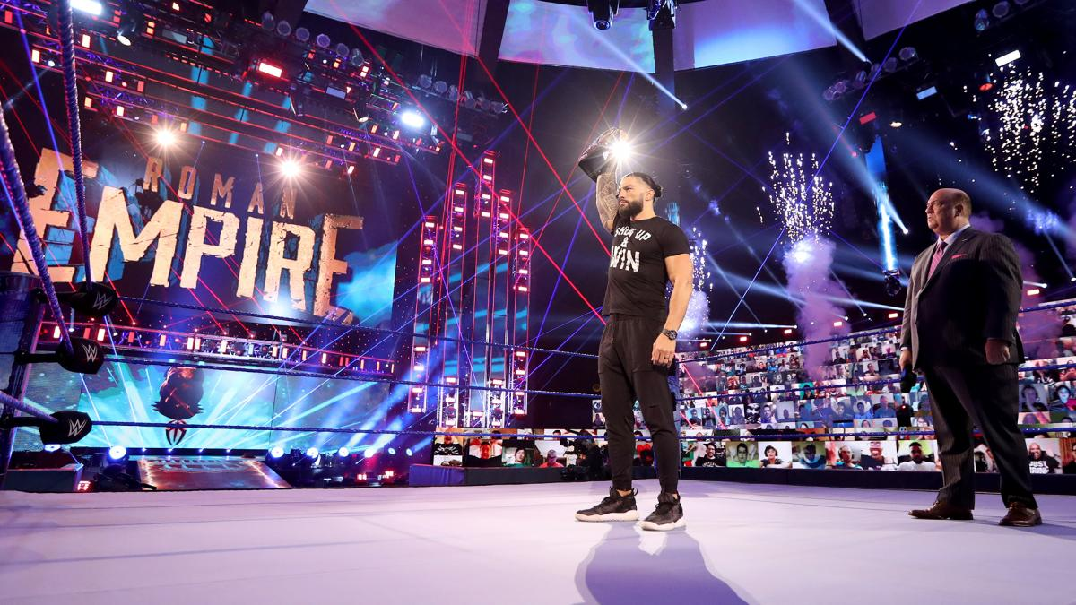 SmackDown: A golden opportunity