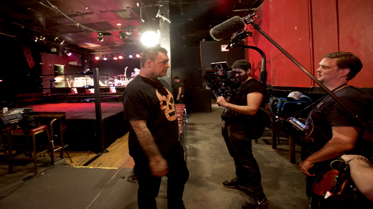 'Nail in the Coffin' director and Vampiro pull back the curtain on film's production