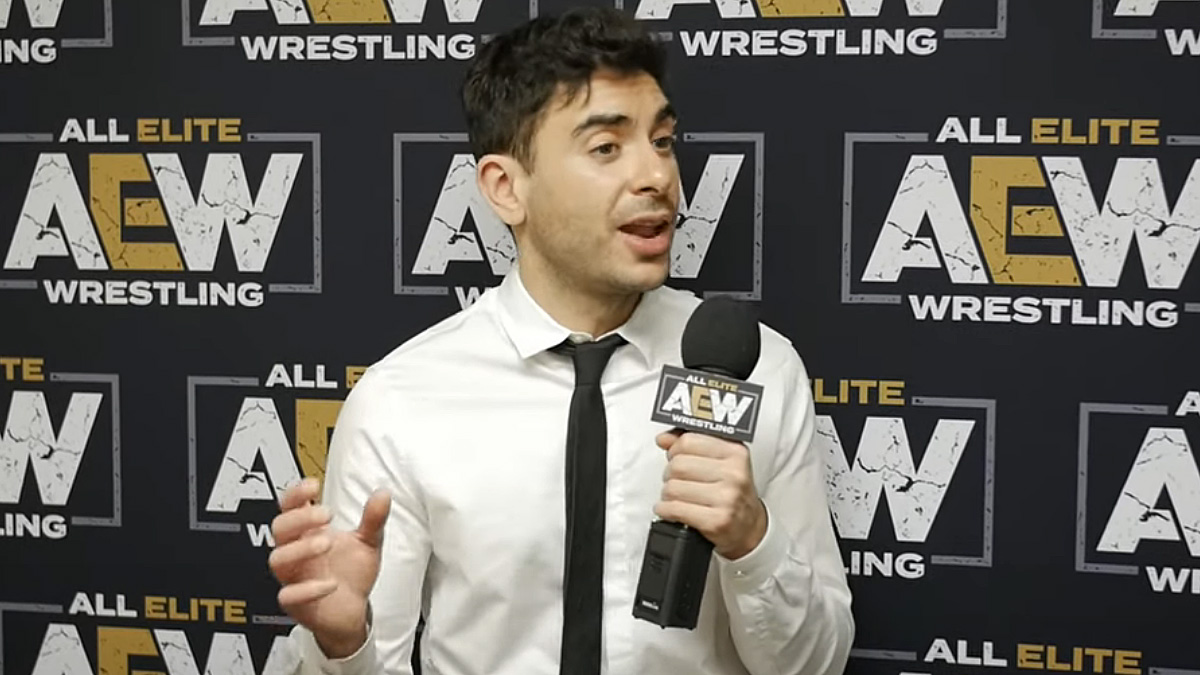 Tony Khan talks Brock Lesnar, All Out and 'kicking the crap out of WrestleMania'
