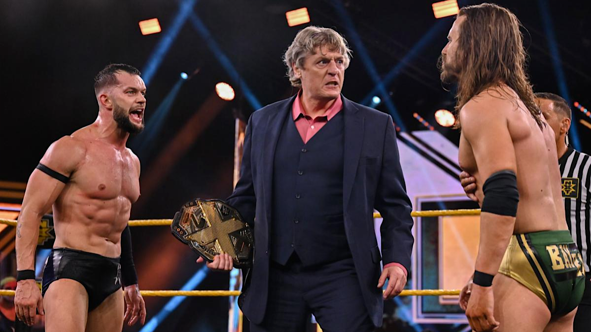 NXT: Super Tuesday prolongs the NXT Championship pursuit
