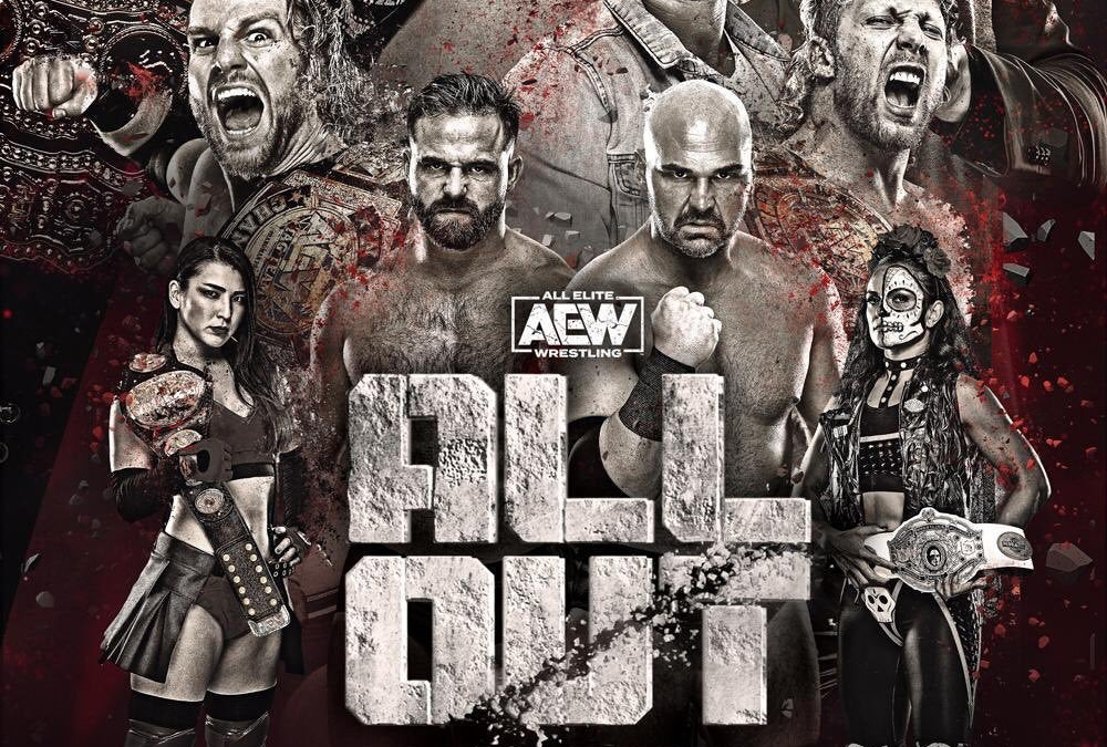 Countdown to AEW All Out 2020 – with Tony Khan!