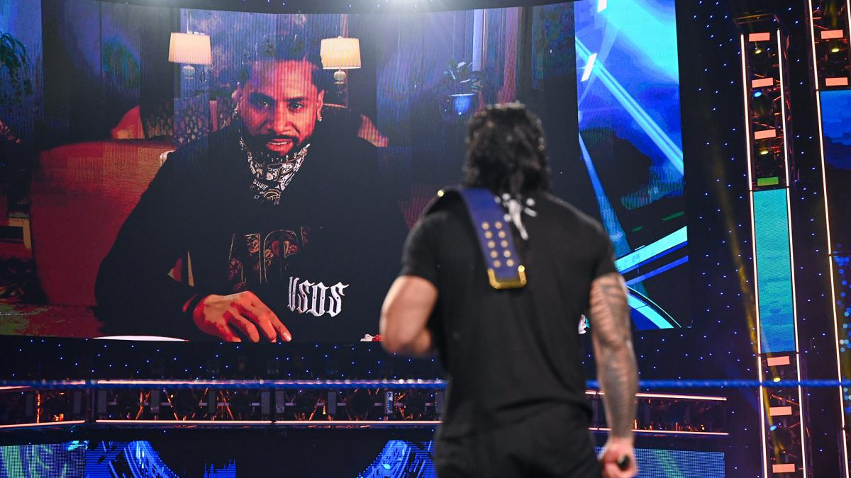 SmackDown: Tribal Consequences