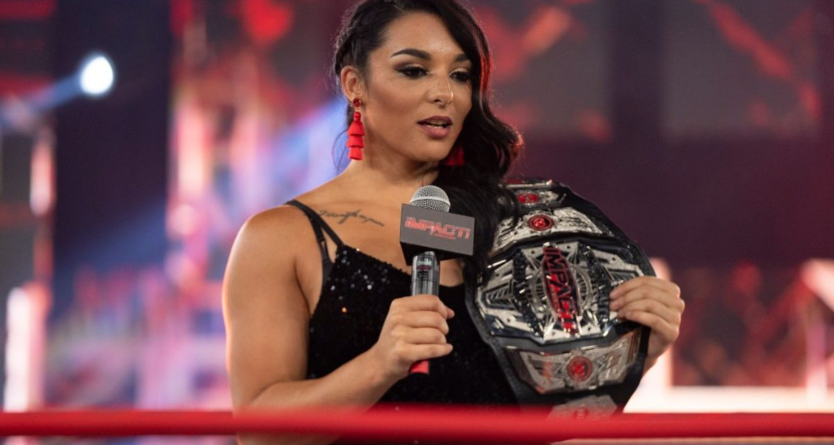 Deonna Purrazzo not looking past Kylie Rae at Bound For Glory