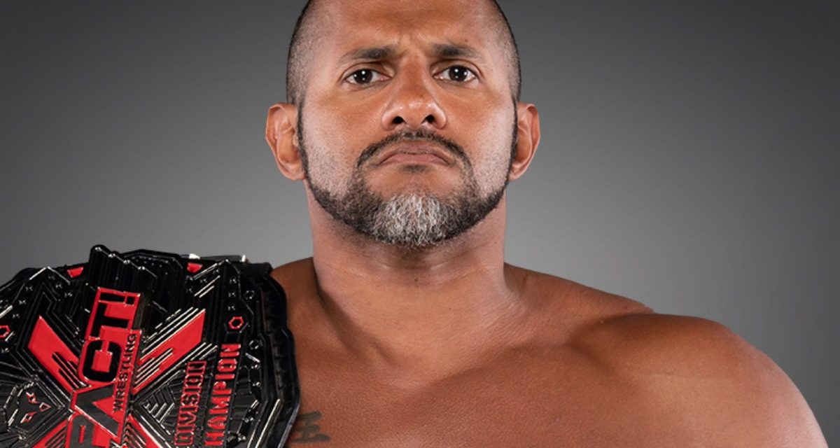 X Division champ Rohit Raju plans to still reign after Bound For Glory