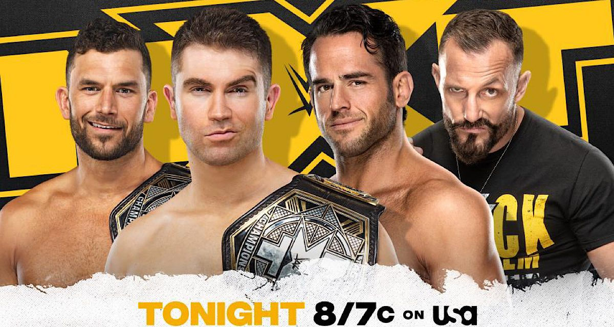 NXT: Returning celebrity attraction crashes championship main event