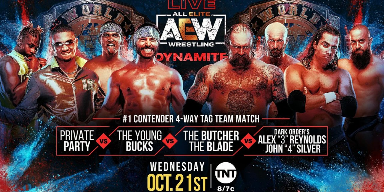 AEW Dynamite: Chris Jericho and MJF sing for their supper, while a Bucks-FTR showdown looms