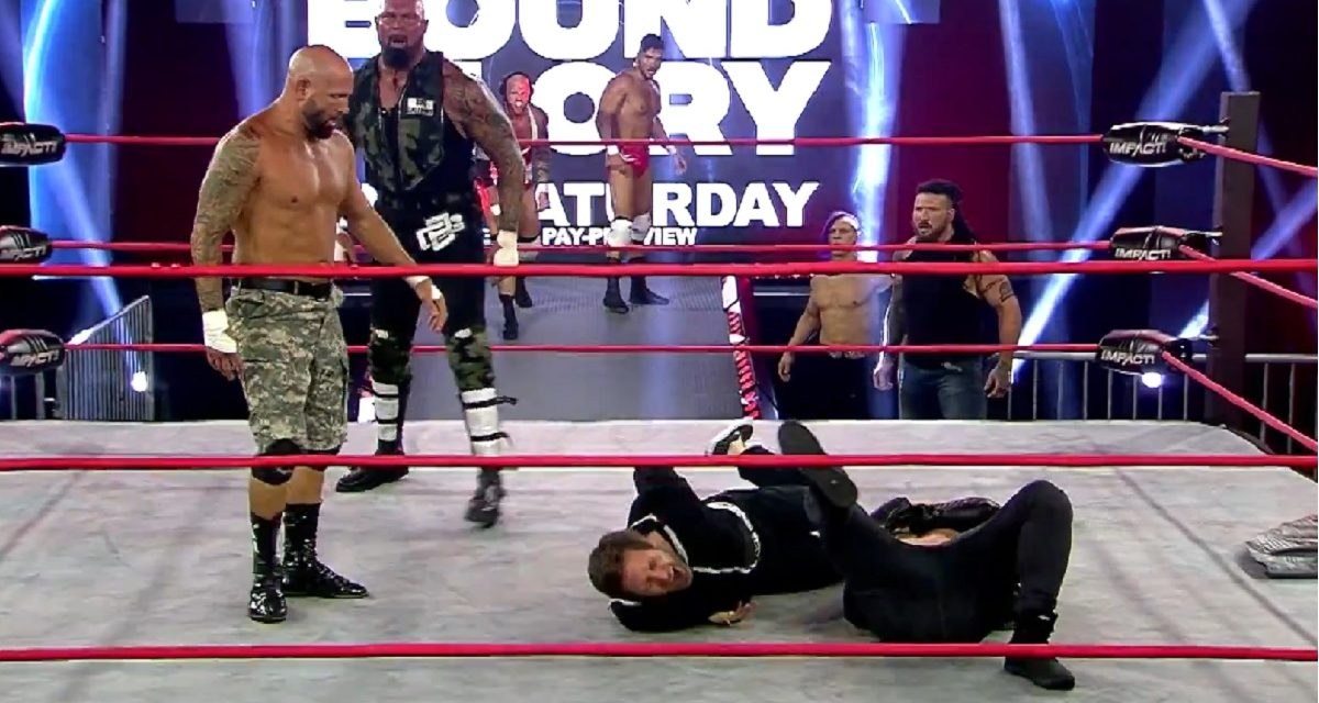 IMPACT: Bound For Glory go-home show does what it needs to do