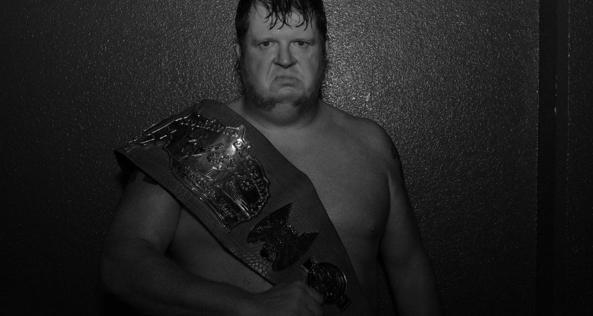 Trevor Murdoch's NWA National title a reward for patience and perseverance