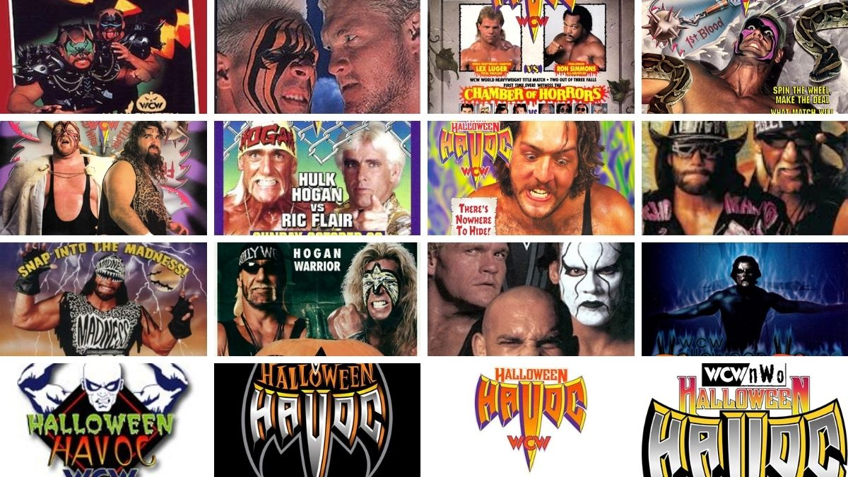 Halloween Havoc a howling bad PPV
