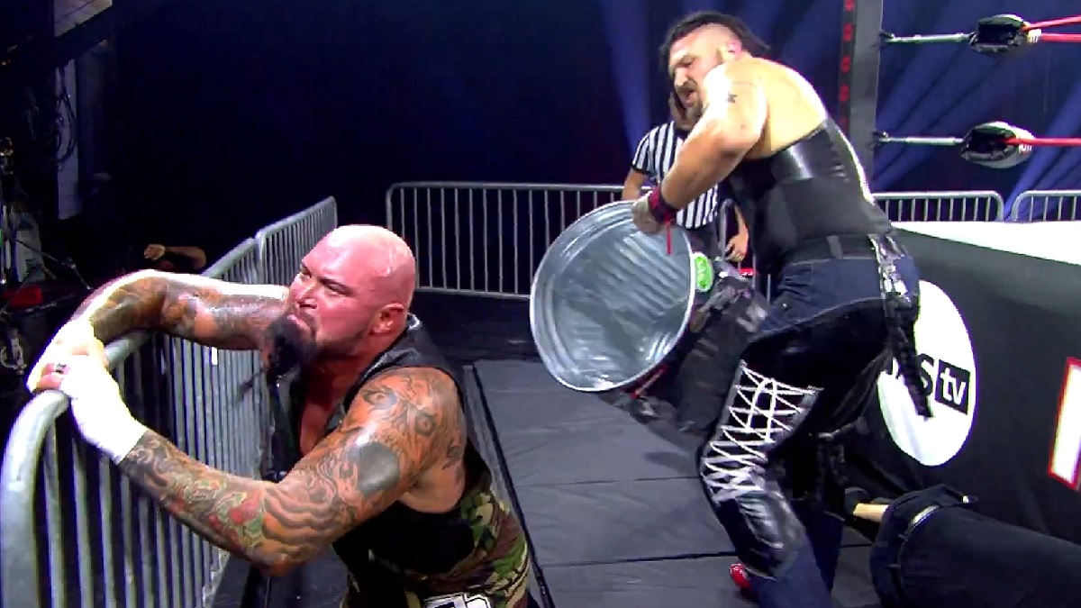 Impact: Some hits, more misses as Bound For Glory build continues