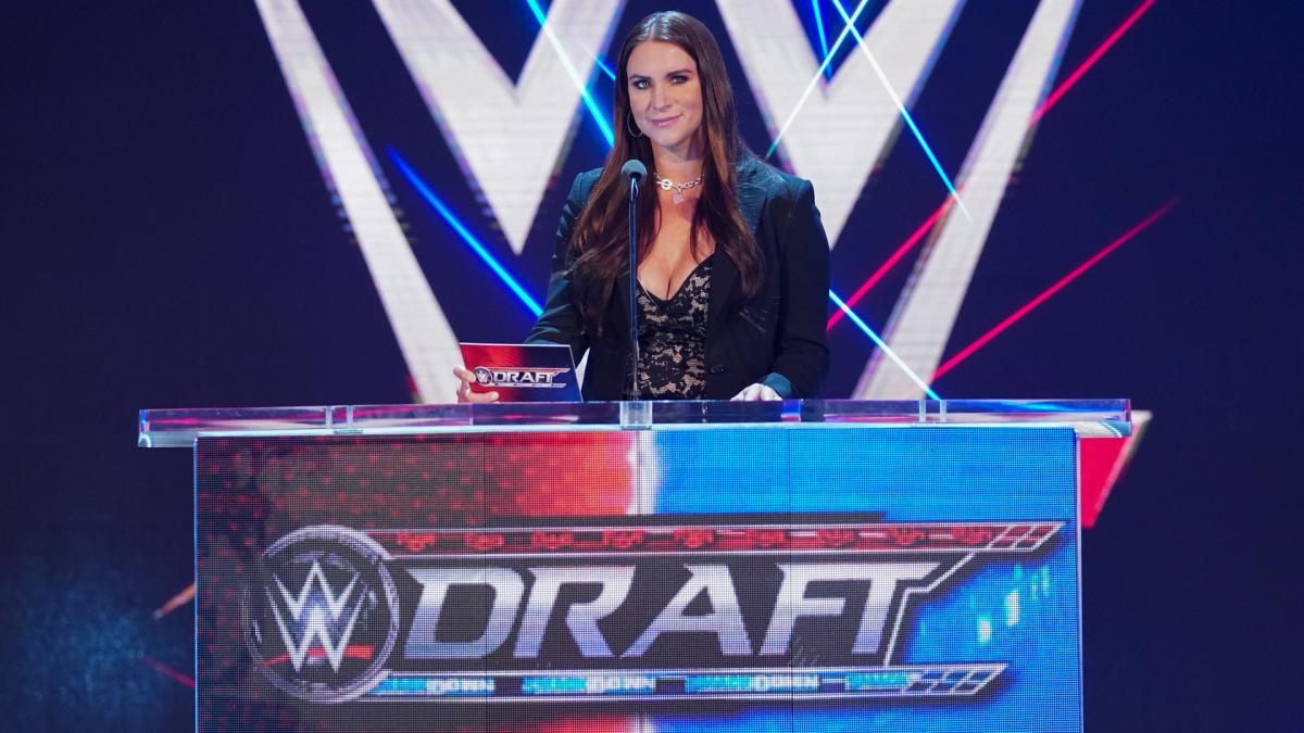 RAW: Day 2 of the WWE Draft fails to shake up the status quo