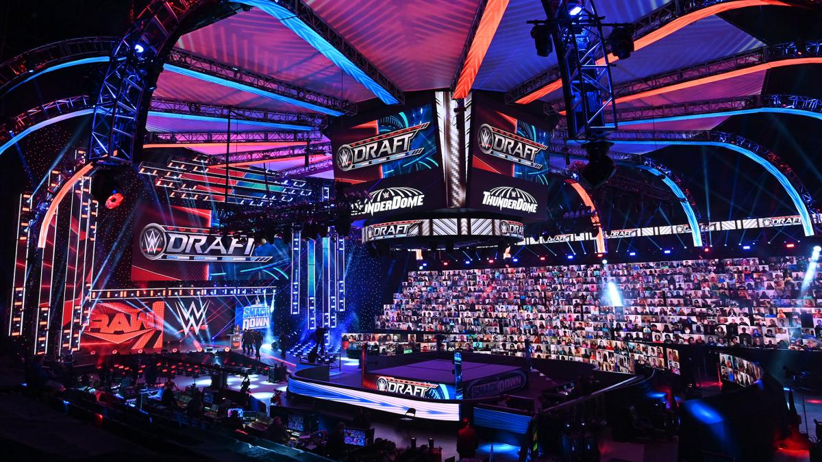 SmackDown: The WWE Draft, Part One