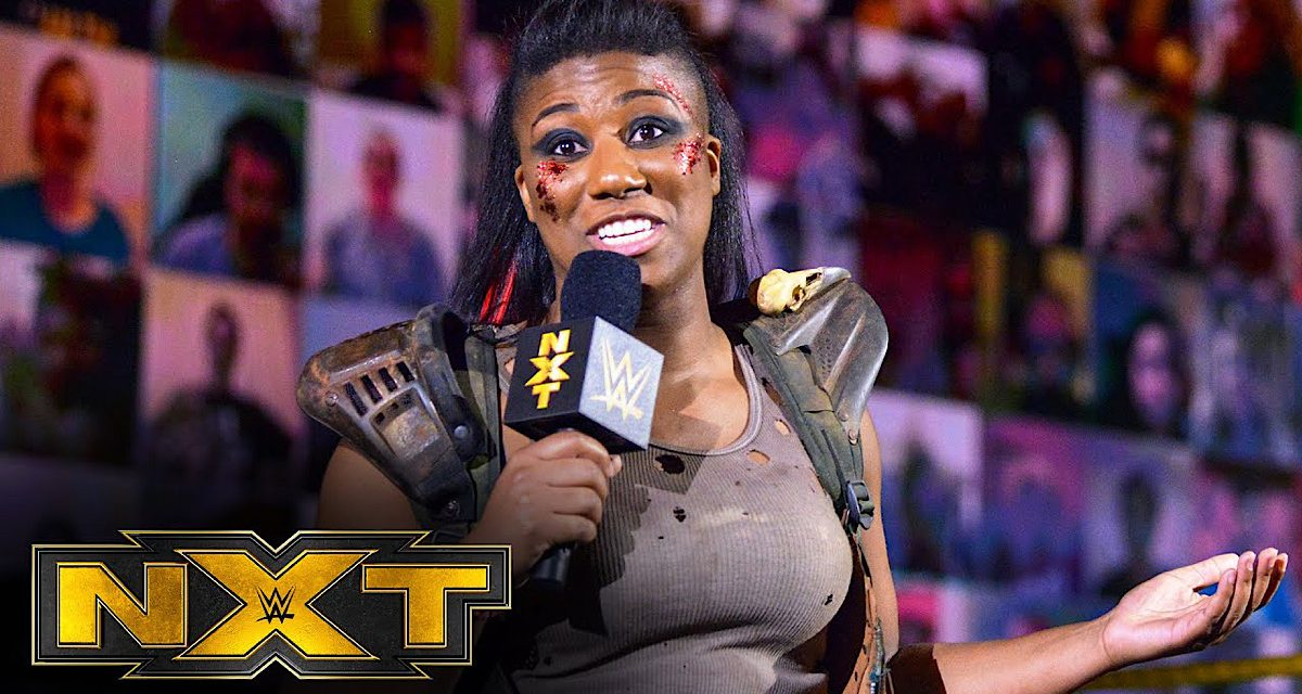 NXT: Moon returns to action, Theory remains a hidden gem