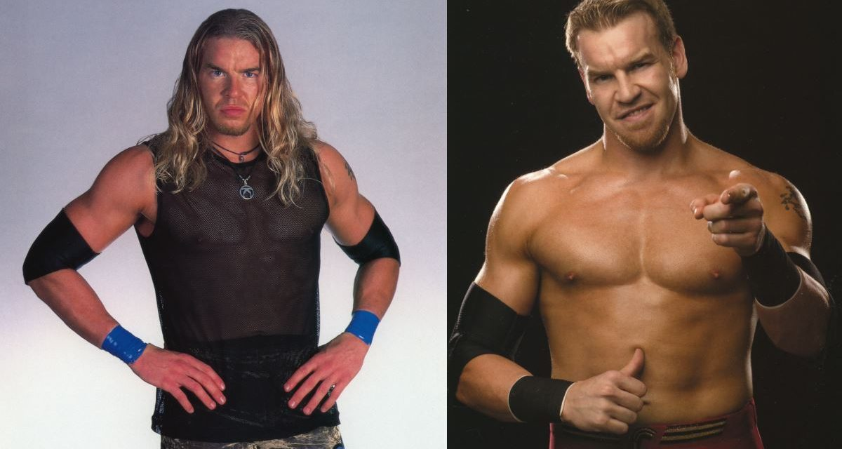 That mysterious blond dude was Christian Cage