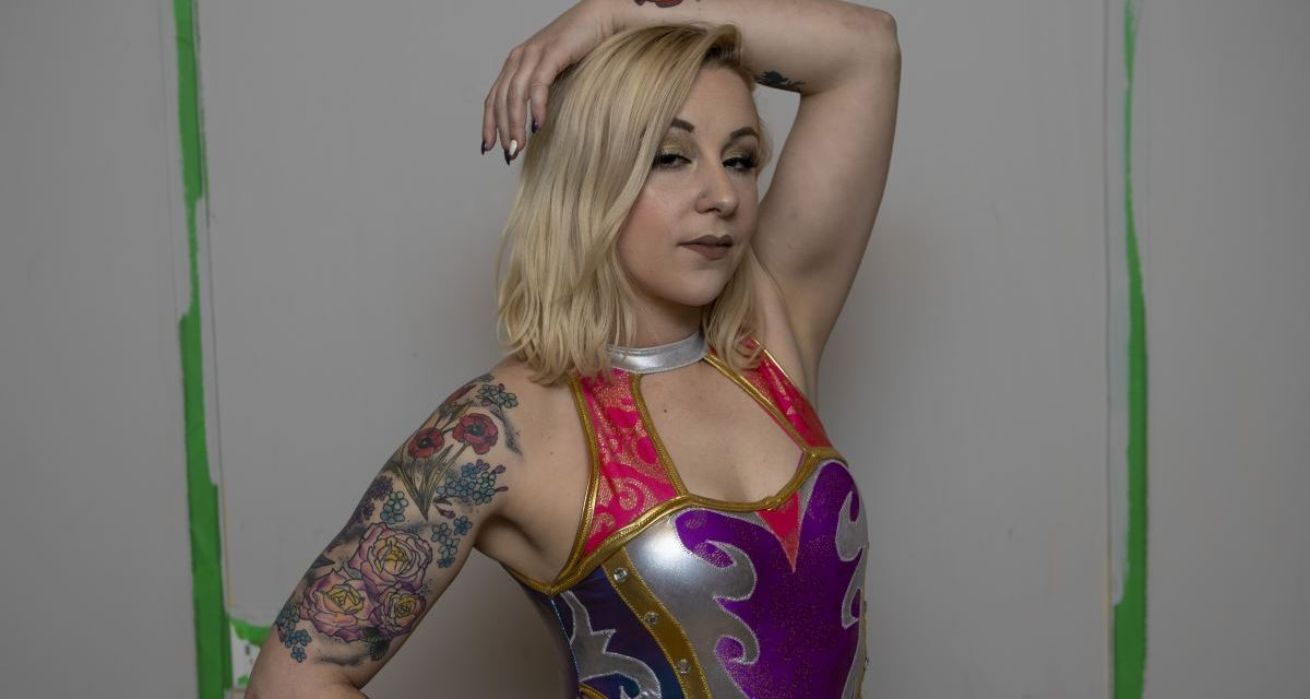 Guest column: The Kimber Lee/Chris Dickinson video and Why are you wrestling?