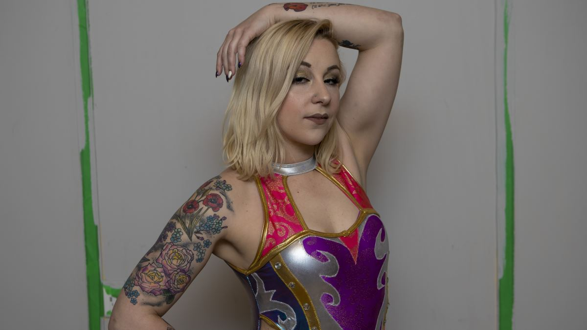 'Crown Jewel' Kimber Lee a new fighter after NXT days