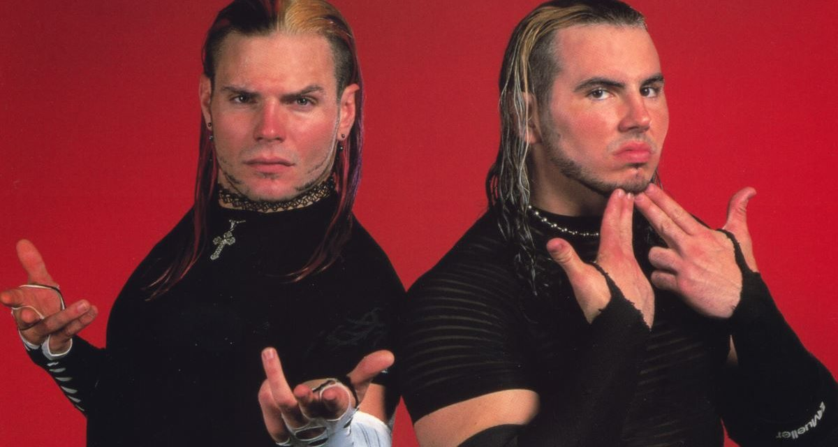 Hardys pumped for WrestleMania