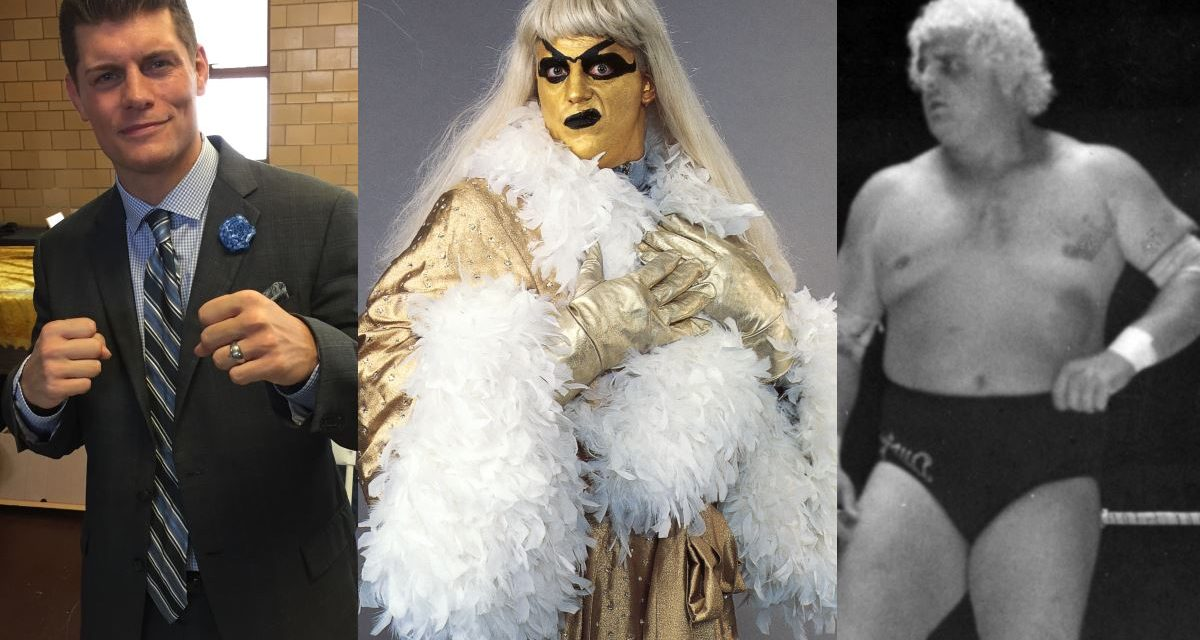 Dusty Rhodes statue unveiled at Axxess
