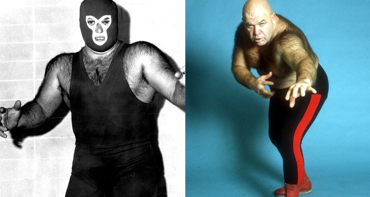 'Animal' story of George Steele's whole life