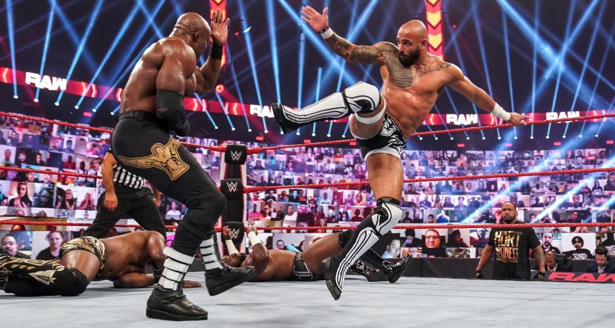 Ricochet bounces into New Orleans for big weekend