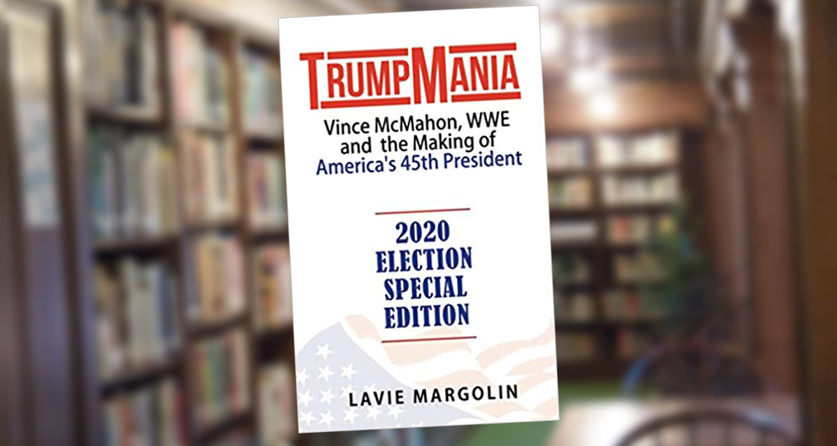 Margolin serves up a second helping of 'TrumpMania'