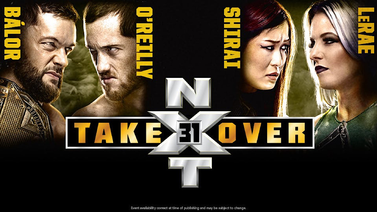 NXT Takeover 31: Every champion retains inside the Capitol Wrestling Center