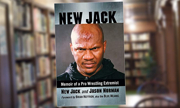 New Jack's memoir is just as extreme as he is