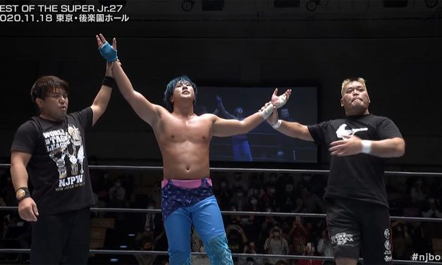 Wato and Sho lead Best of the Super Juniors