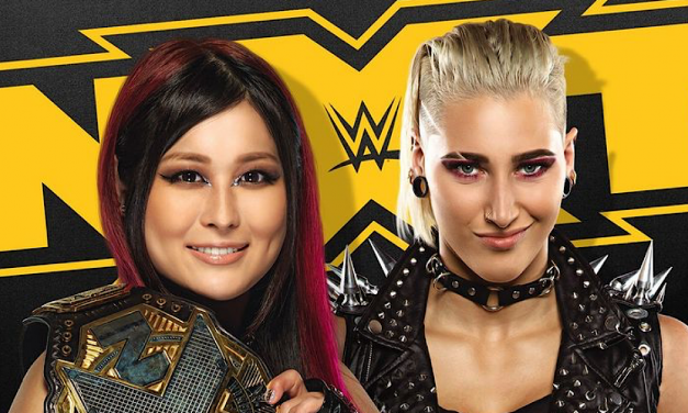 NXT: Io Shirai defends against Rhea Ripley, Finn Balor returns