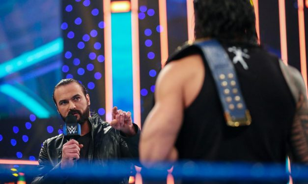SmackDown: McIntyre party crashes, Natalya's hope dashes, Mysterio/Rollins feud reduced to ashes