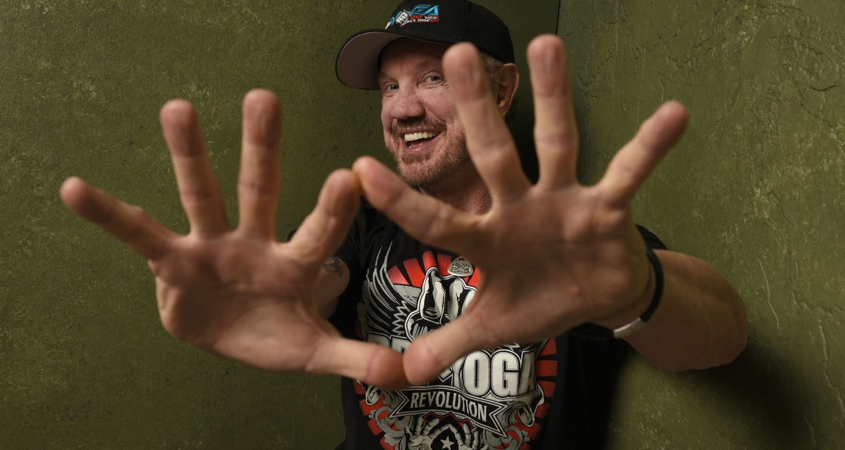 DDP's second book focuses more on wellness and self help