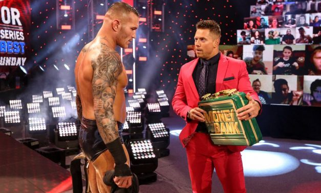 RAW: WWE Champ Randy Orton joins forces with Mr. Money in the Bank