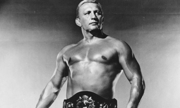 Time to strut; biography on Buddy Rogers announced