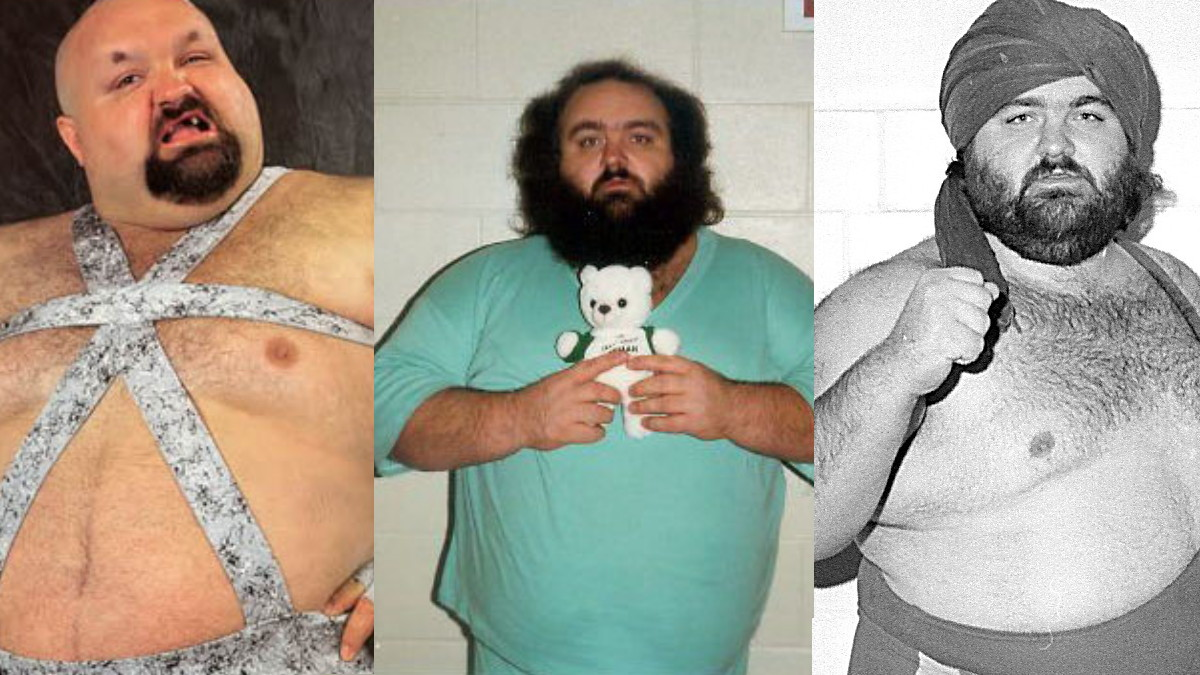 Multi-gimmicked Mike Shaw — Norman, Makhan Singh, Bastion Booger — dead at 53
