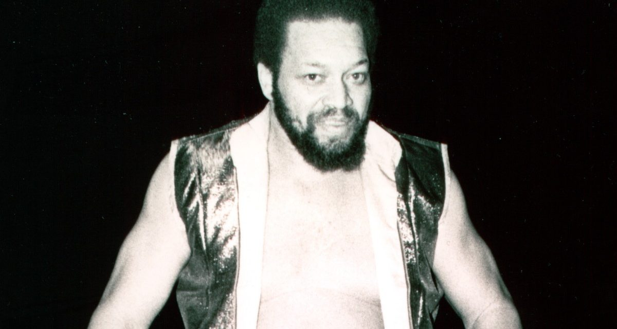 'The Big Cat' Ernie Ladd was seldom tamed