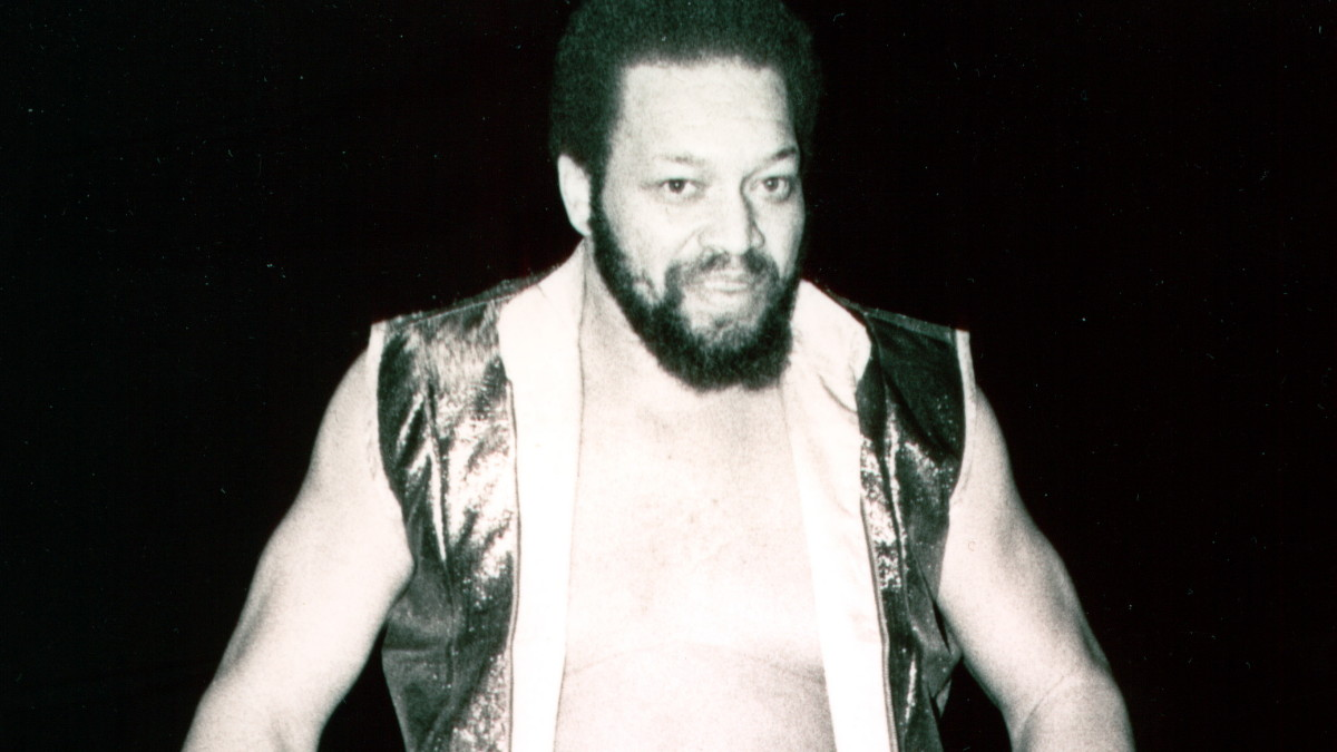 Ernie Ladd is a proud supporter of the Republican Presidential candidate