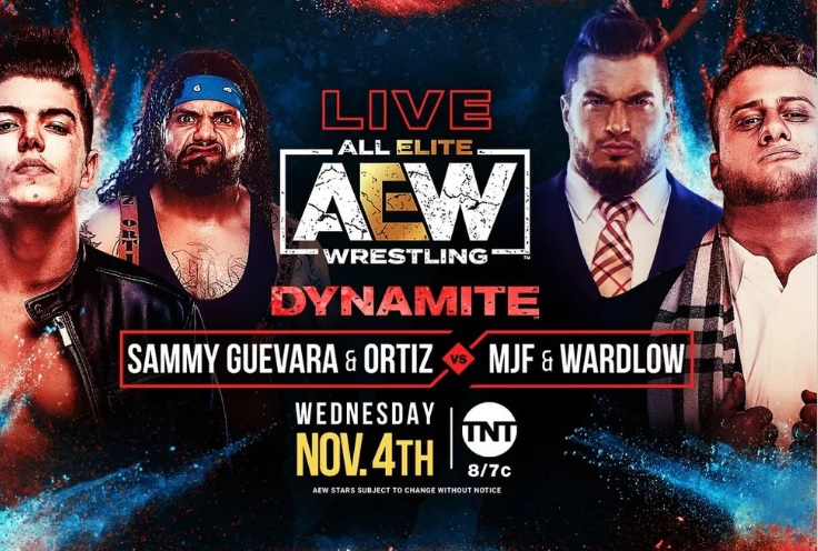 AEW Dynamite: Moxley, Kingston have their final faceoff before Full Gear