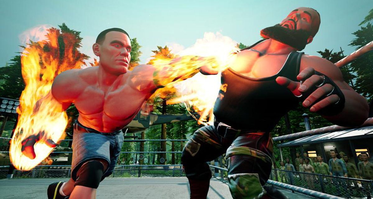 Battlegrounds to introduce Ultimate Warrior, Goldberg and others