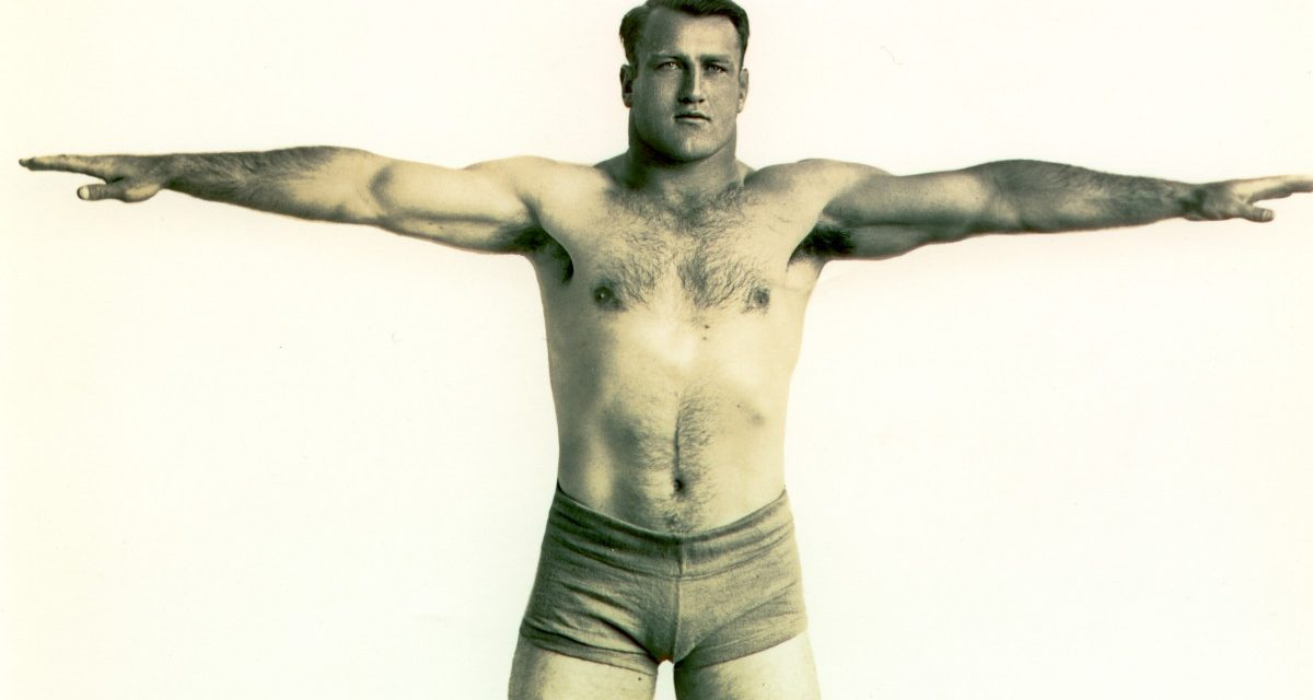 Bronko Nagurski the rare superstar in football and wrestling