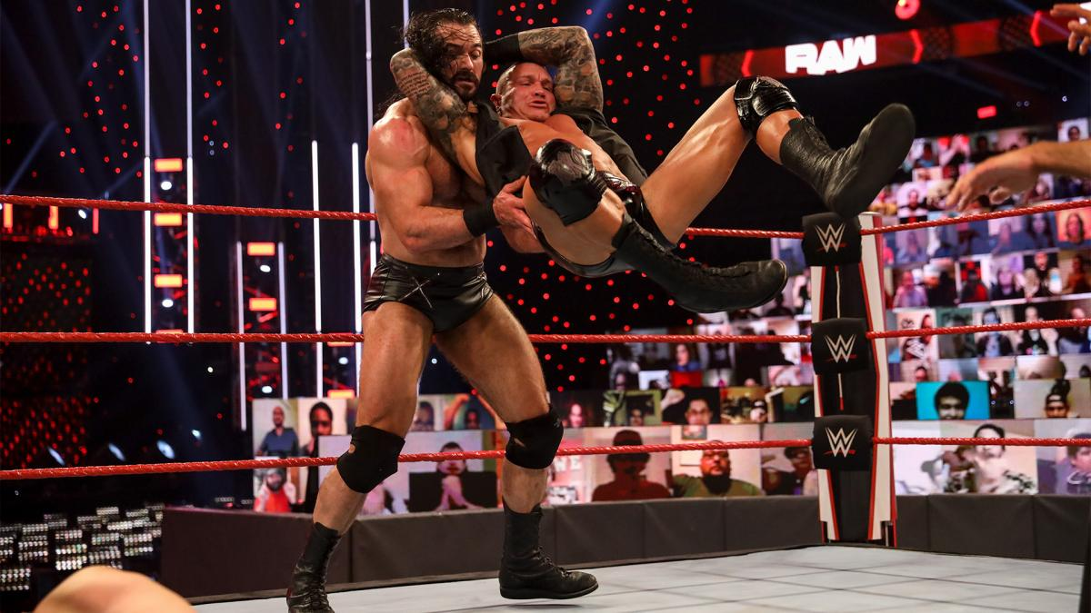 RAW: The Fiend looms large as Randy Orton deals with Drew McIntyre
