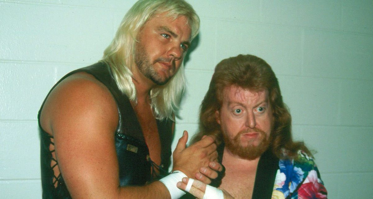 Barry Windham Career Record