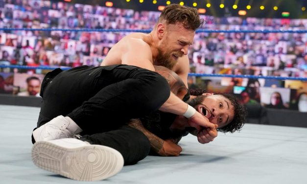 SmackDown: The road to Survivor Series