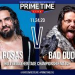 UWN PrimeTime Live: Bad Dude rising to reach for Heritage Championship