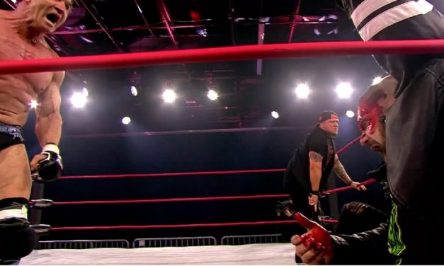 Impact: Sami and Shamrock beat down Edwards, Johnny Swinger beats the rap