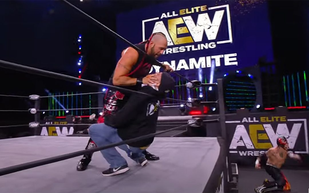 AEW Dynamite: Moxley gets even, Murderhawk turns helpful