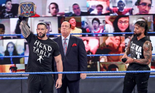 SmackDown: All about respect